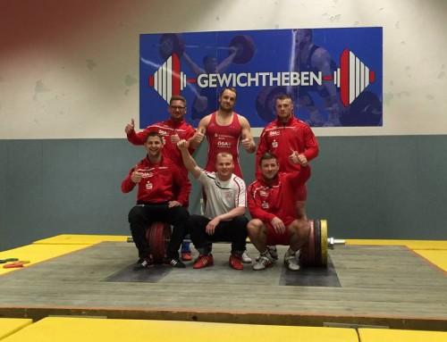 1. Bundesliga Gewichtheben 2015/16