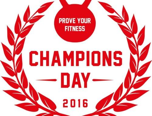 Austrian Champions Day 2016
