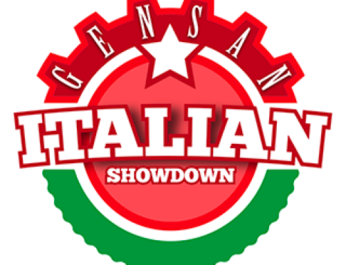 Italian Showdown 2017