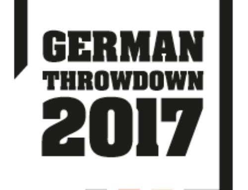 German Throwdown 2017