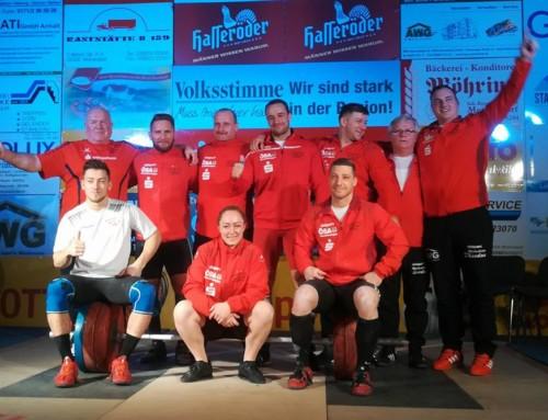 Bundesliga Gewichtheben 2017/18