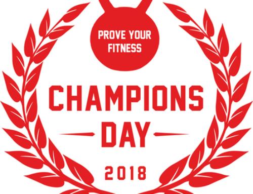 Austrian Champions Day 2018
