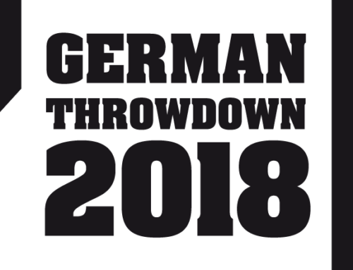 German Throwdown 2018